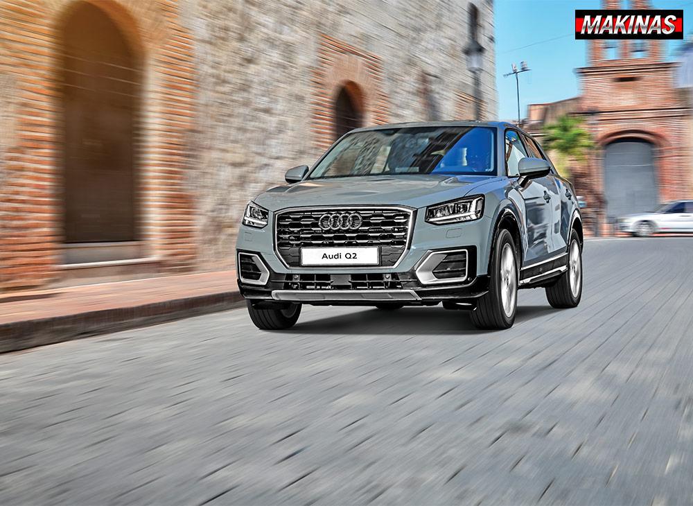 [PRUEBA] El Totalmente Nuevo Modelo Audi Q2 » El Cuarto Aro de la Gama Q