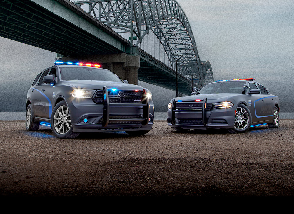Dodge Durango Pursuit Inyecta Poder SRT a la Policía
