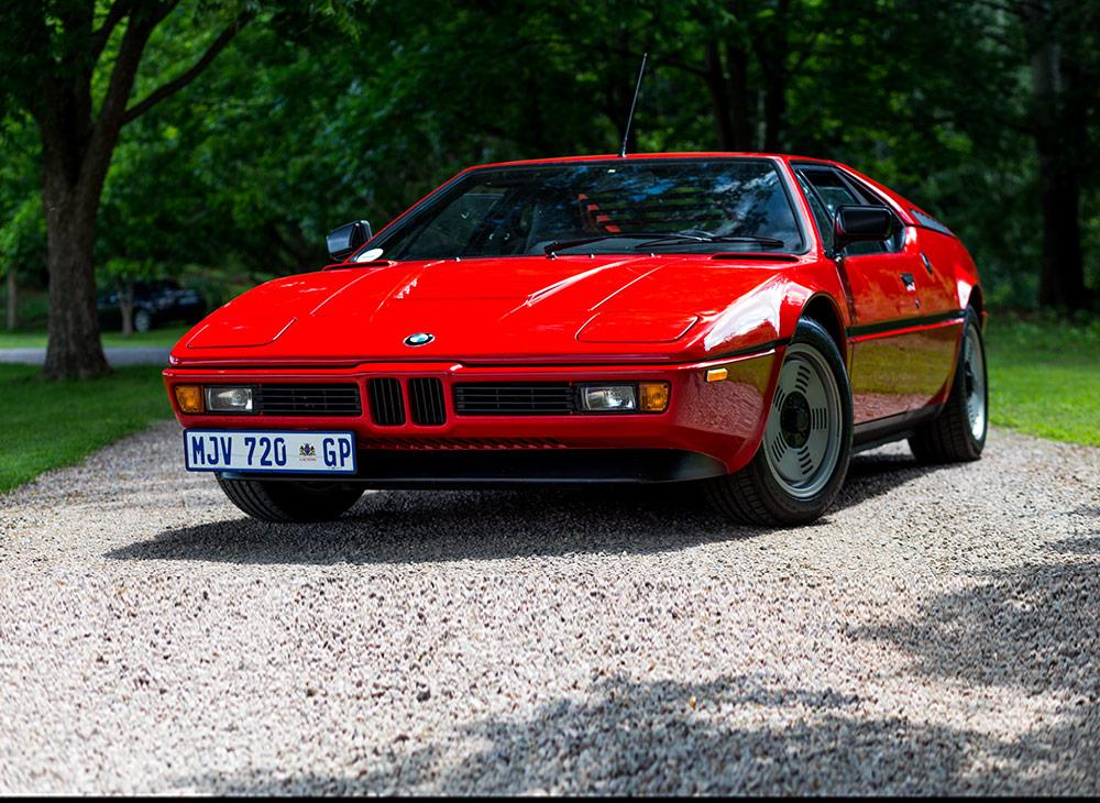 El Icónico BMW M1 Cumple 40 Años