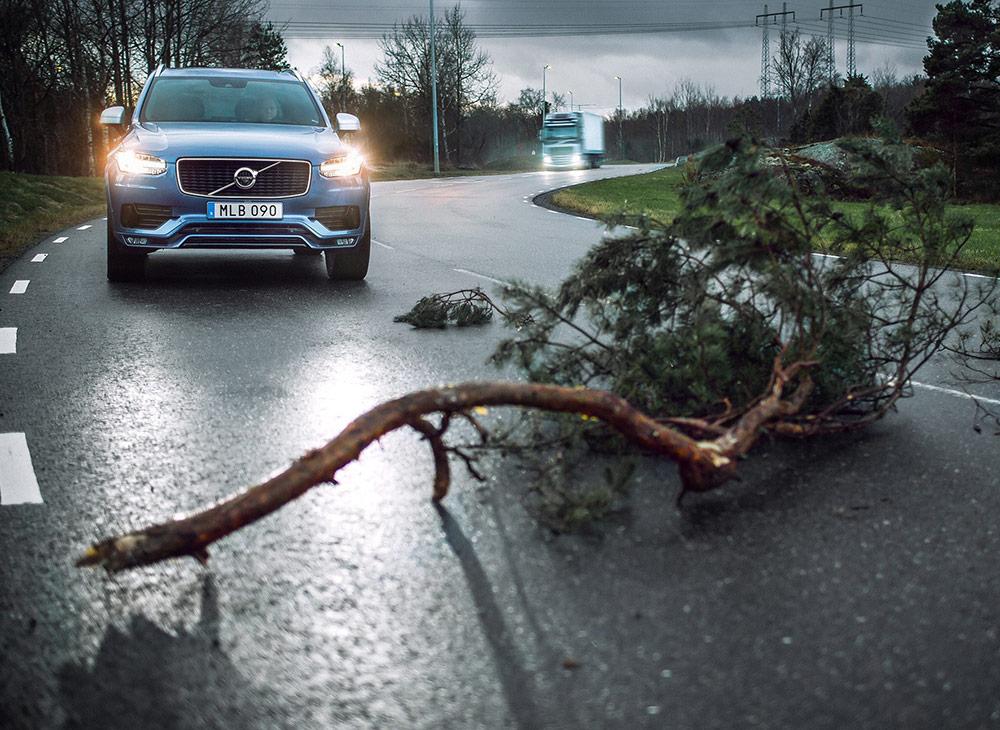 Tecnología Volvo Comparte Data entre Conductores en Tiempo Real