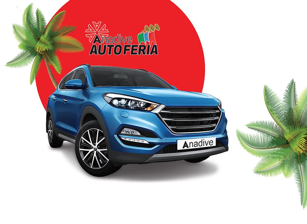 Autoferia ANADIVE 2018 » La Fiesta Automotriz de las Facilidades [Entrevista]