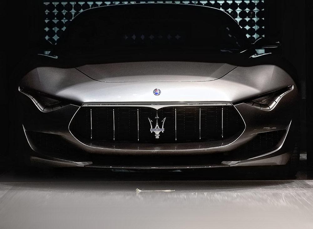 El Maserati Alferi Será 100% Eléctricocon un 0-100 en 2 Seg.