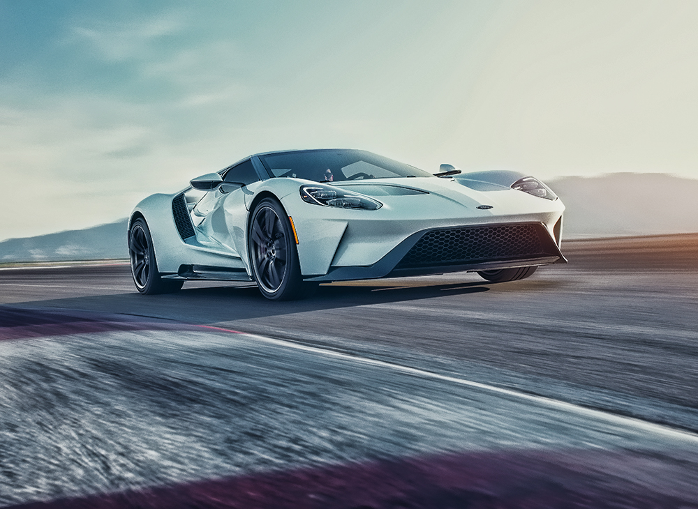 A Petición… Ford Aumenta Producción del Mega Deportivo Ford GT