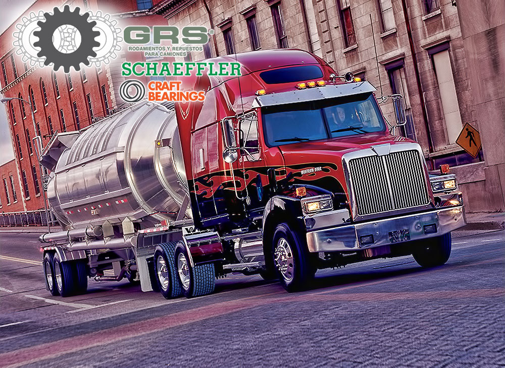 GRS Bearings & Truck Establece Alianzas con Schaeffler Group y CRAFT Bearings