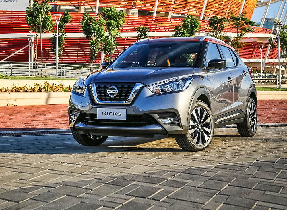 EEUU y Brasil Premian al Nissan Kicks en Alza de Éxito