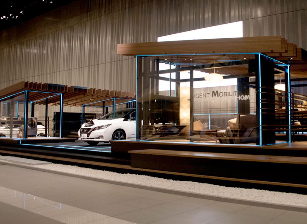Nissan Energy Home… El Hogar del Futuro