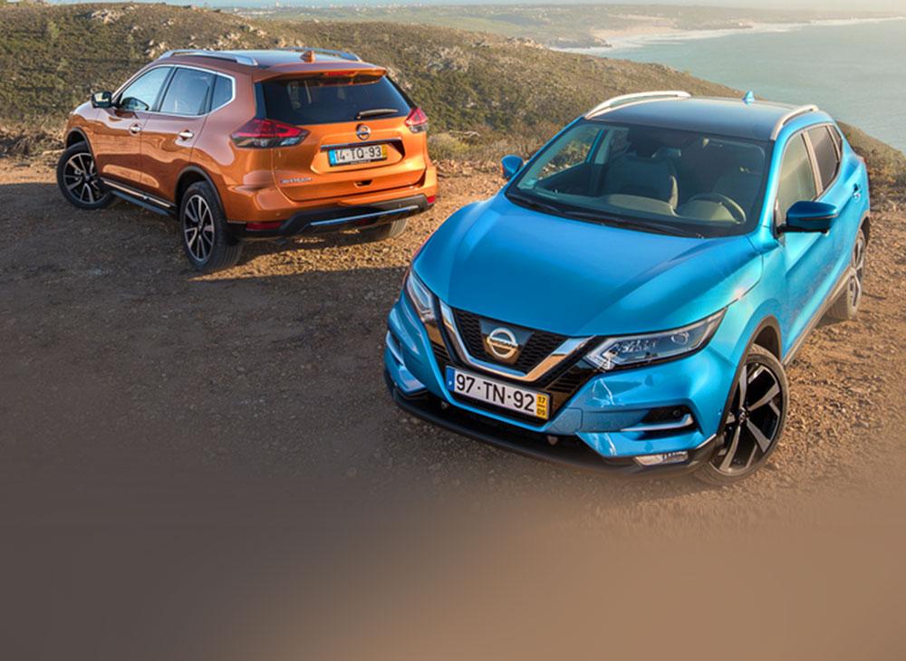 Nissan Lidera los Crossover de España por más de una Década