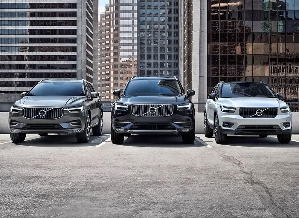 Volvo Cars Lleva un 13.5% de Crecimiento Global en el 2019