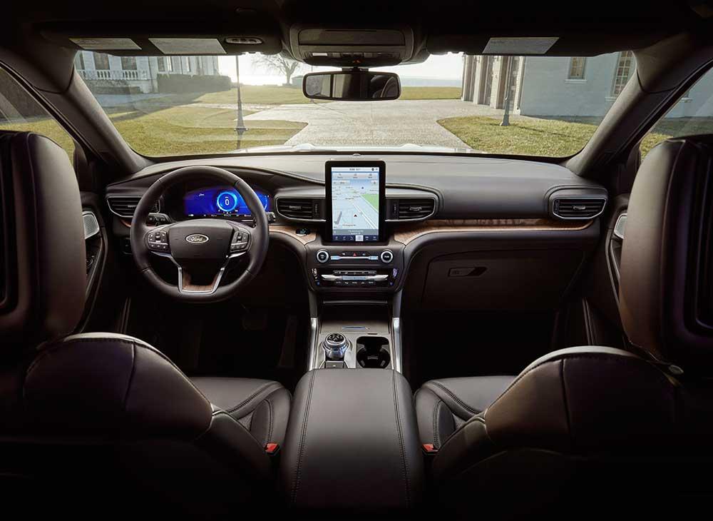 Ford Explorer… El Icono SUV Americano Estrena Nueva Generación