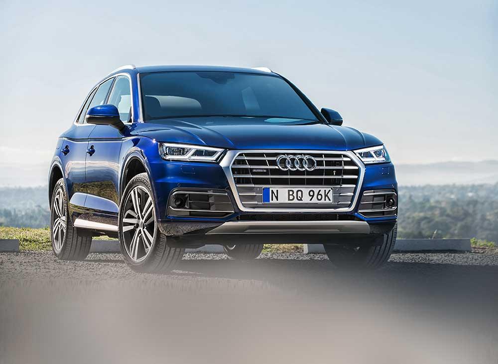 Audi… 25 Años Liderando España