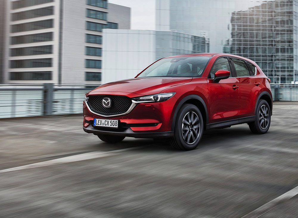 2018… El Mejor Año en la Historia de Mazda