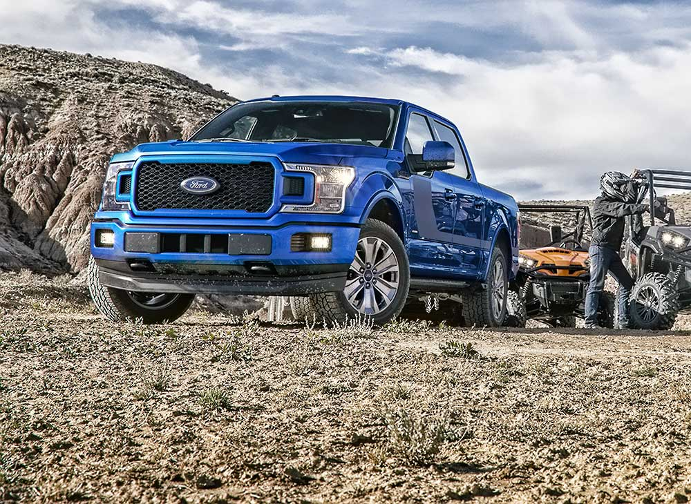 Ford F-Series… 42 Años de Liderazgo Total
