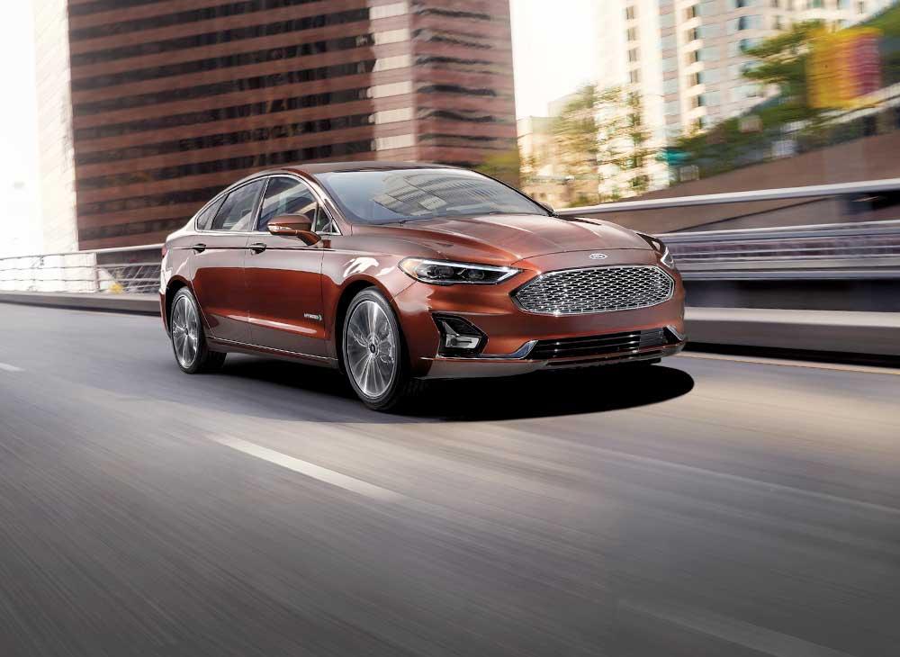 Ford Traza su Visionaria Línea de Futuro y Fortalece su Posición en Europa