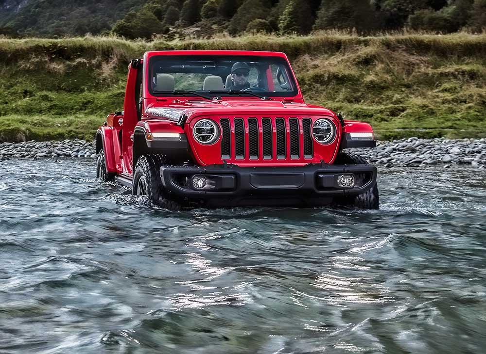 """Honor Especial para el Jeep Wrangler en los Premios """"4×4 del Año"""""""