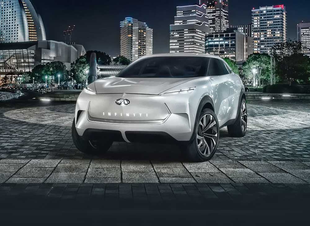 INIFINITI QX Inspiration… La Nueva Era Premium Eléctrica