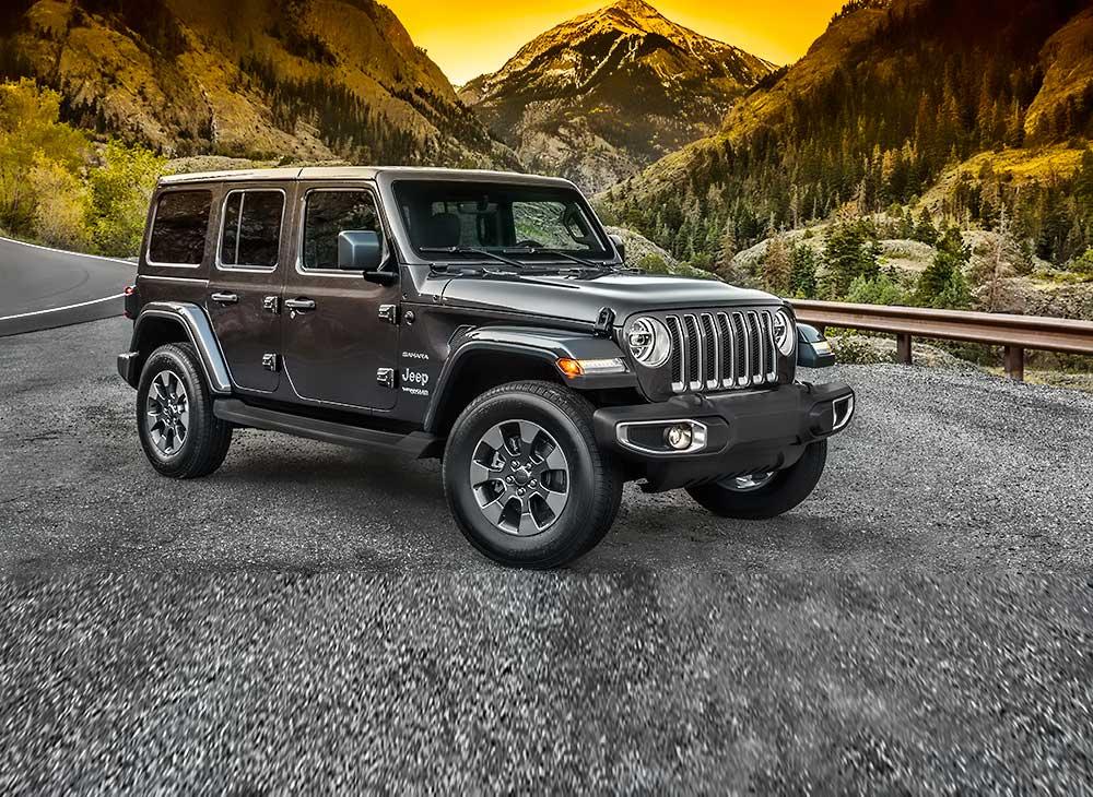 Jeep Wrangler es el Mejor Todoterreno 2019 de FOUR WHEELER