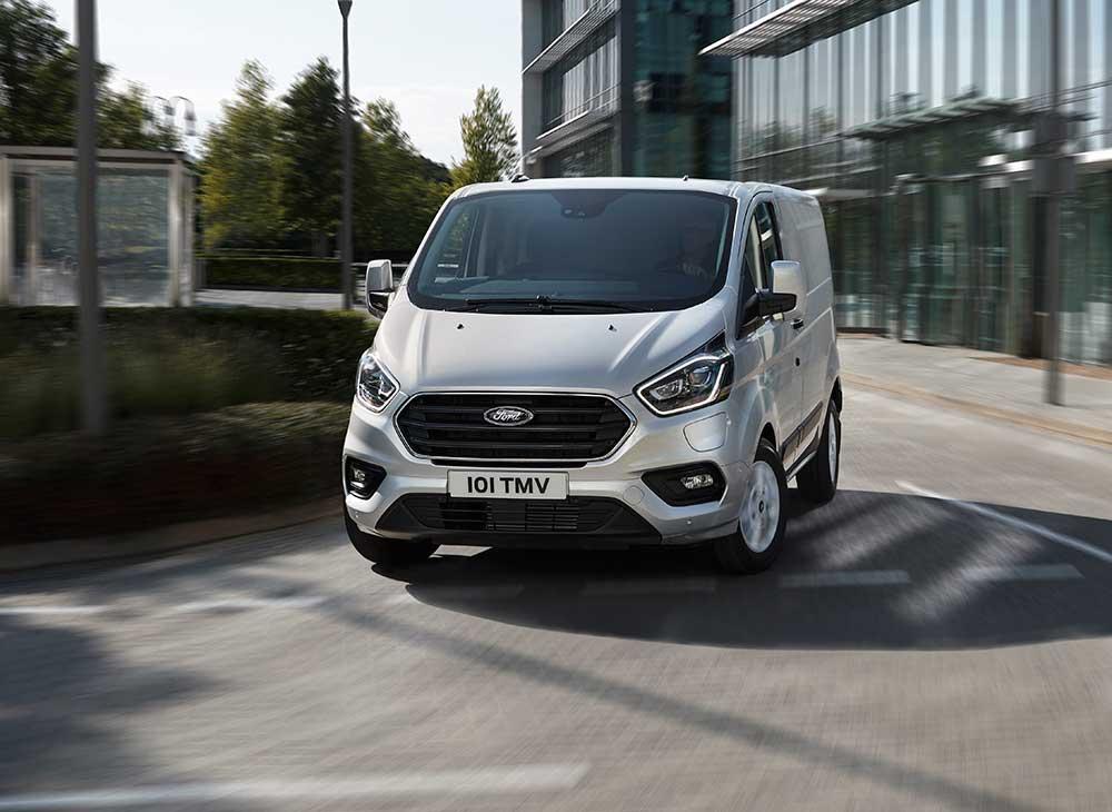 Crece Liderazgo Vehículos Comerciales Ford en el Reino Unido