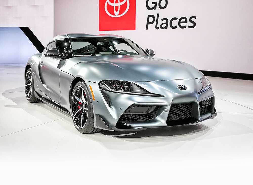 El Supremo Regreso de la Leyenda… Toyota Supra