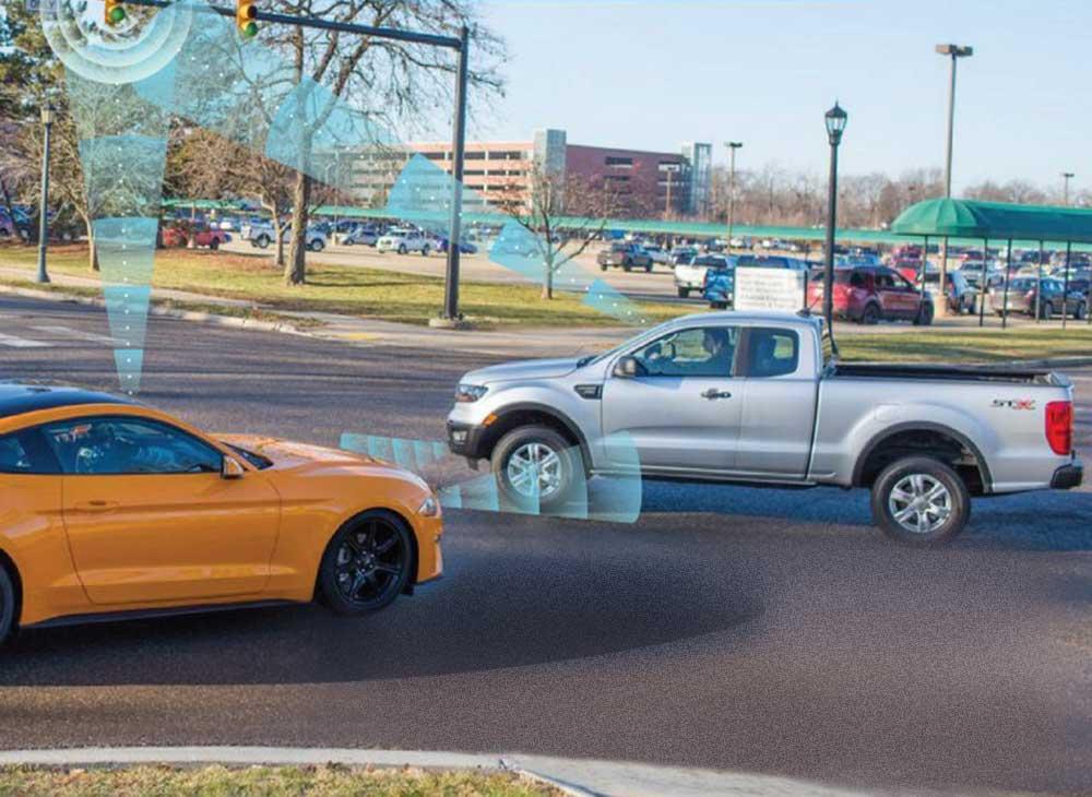 Tecnología Ford… Autos Interconectados para la Mayor Seguridad