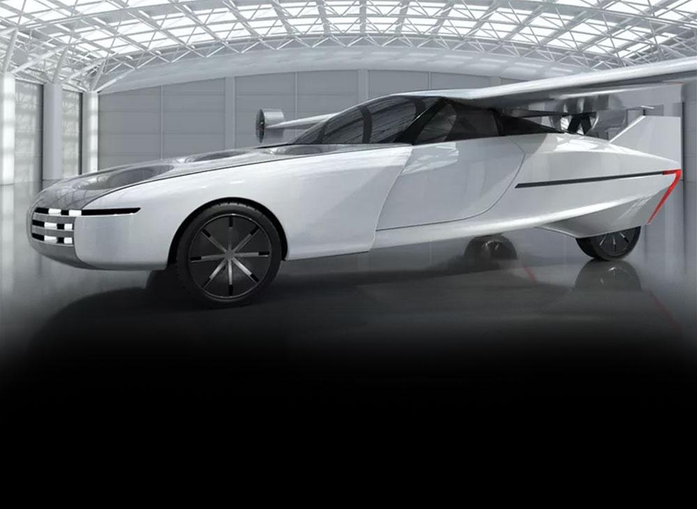El Auto Cada vez Más Cerca del Cielo…Startup Propone el Aska Flying Car
