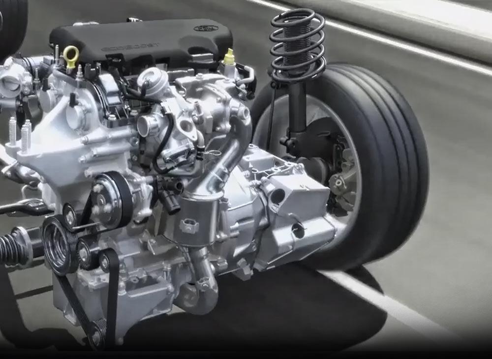 """Ford Ecoboost 1.0 Litros… Nuevamente el """"Motor del Año"""""""