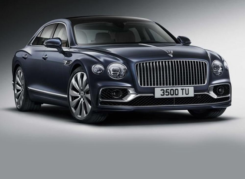 Nuevo Bentley Flying Spur… El Sedán Más Rápido del Mundo