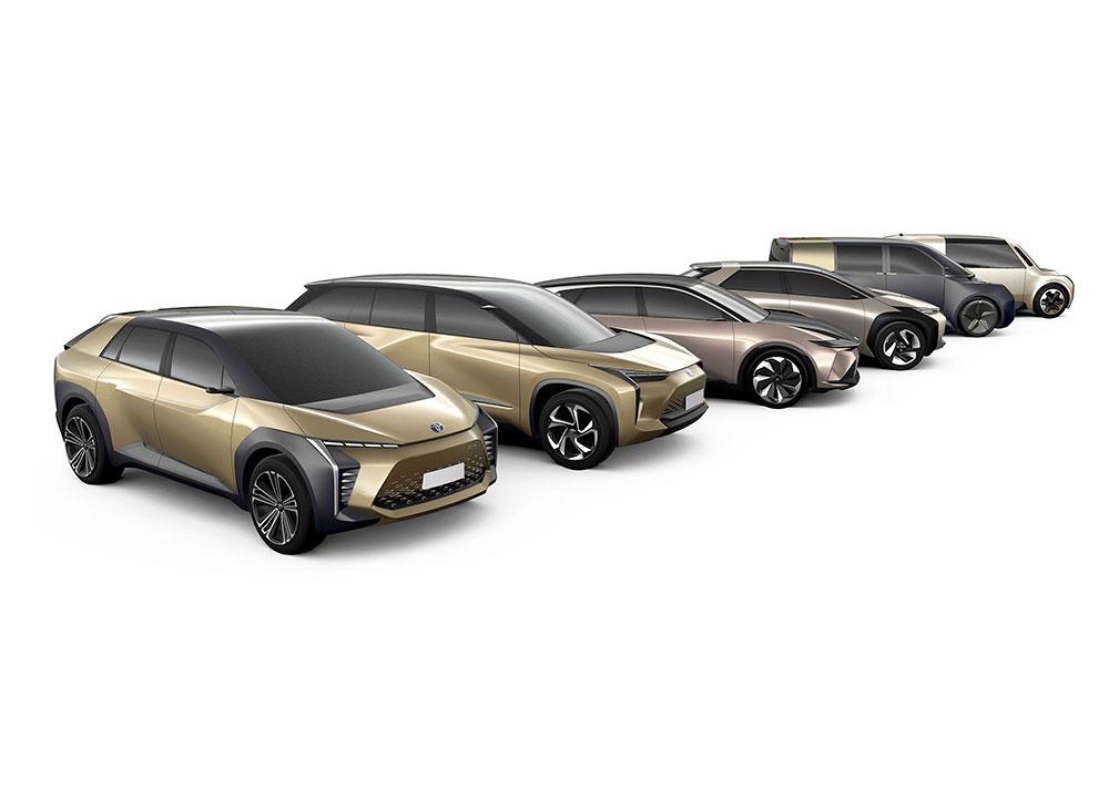 Nuevos Eléctricos Toyota ya están en el Horno