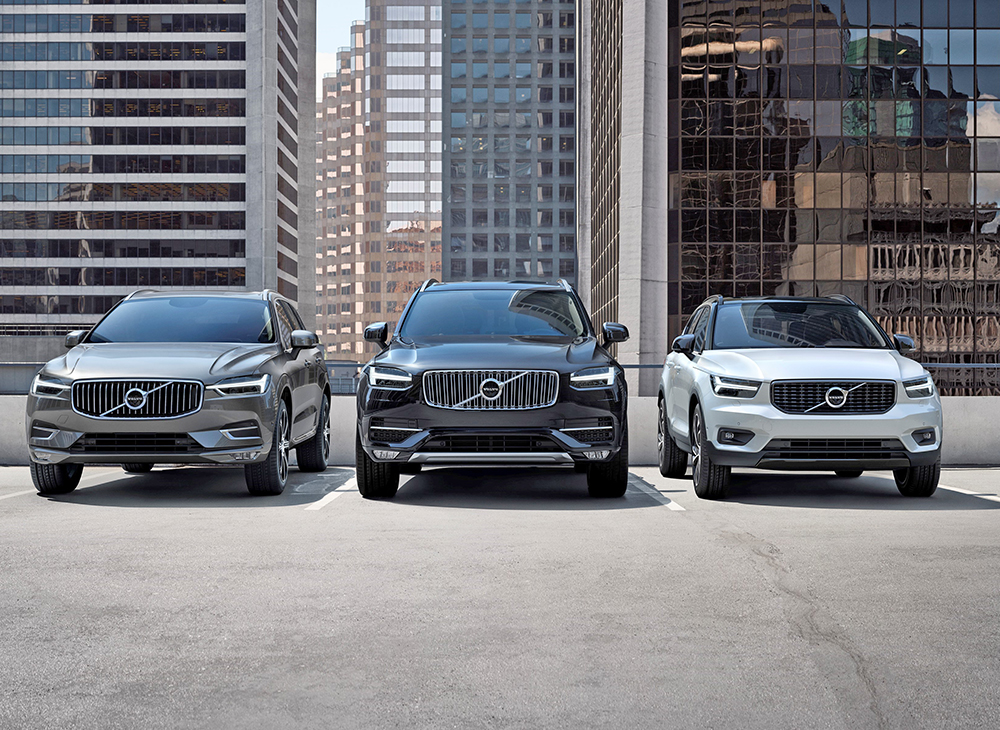 Volvo Crece 7.1 a Nivel Global