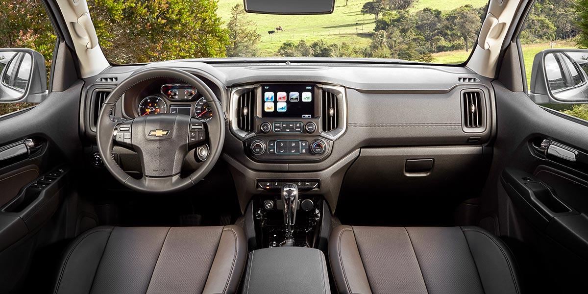7. Chevrolet Trailblazer - MAKINAS