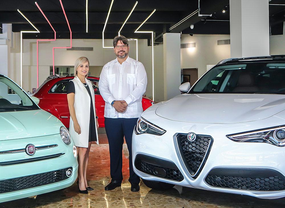 Alfa Romeo y Fiat… La Pasarela del Prestigio Italiano en #AutoferiaPopular