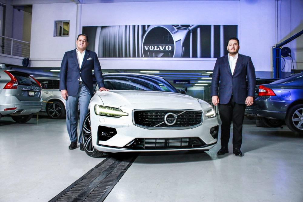 Volvo Car RD… Gala de Tecnología Escandinava en #Autoferia Popular