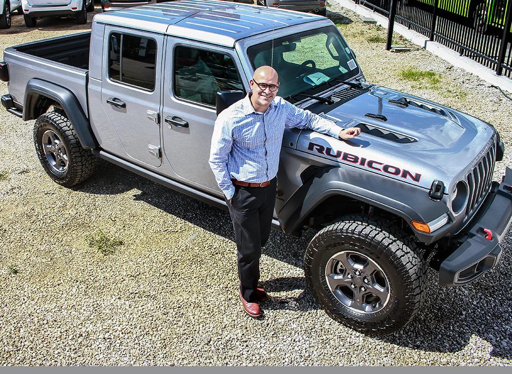 Reid & Compañía en #AutoferiaPopular… Donde La Tecnología se Encuentra con las Máximas Prestaciones Off-Road