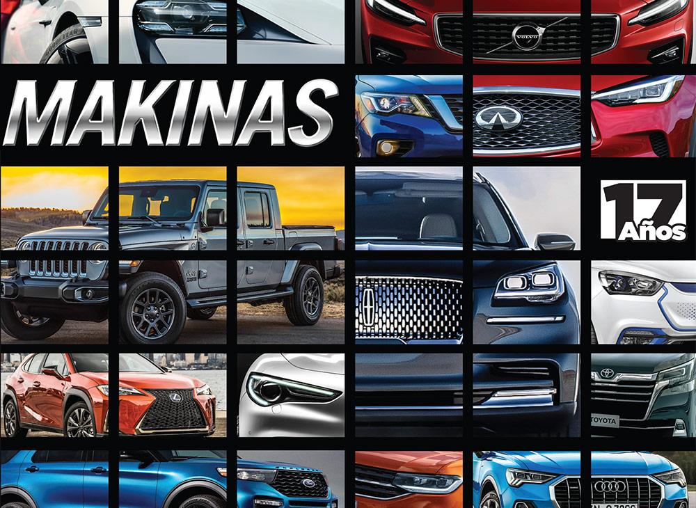 Autoferia Popular » MAKINAS Edicion Platinum 2019
