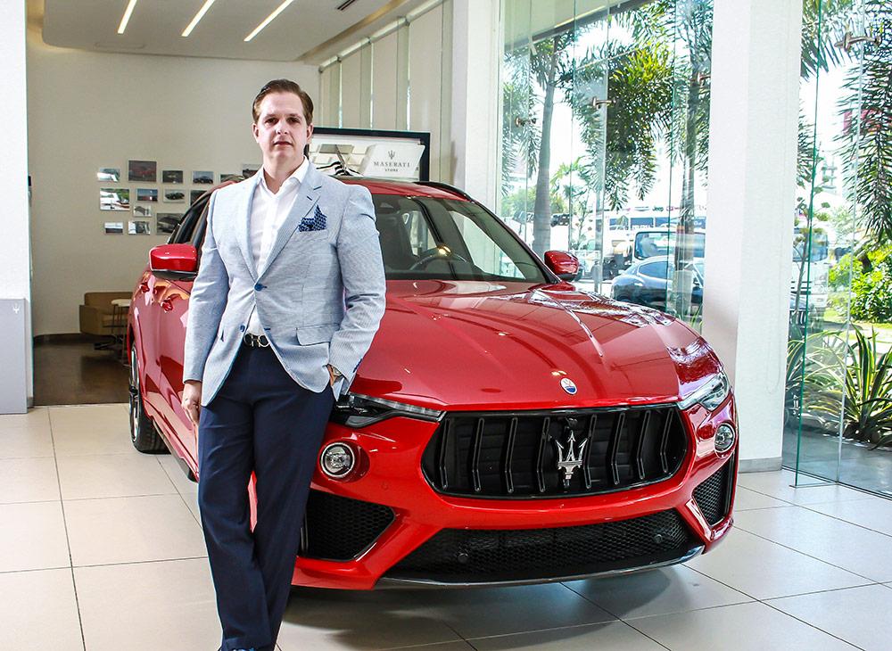 Autoferia Popular Despliega Todo el Esplendor Maserati