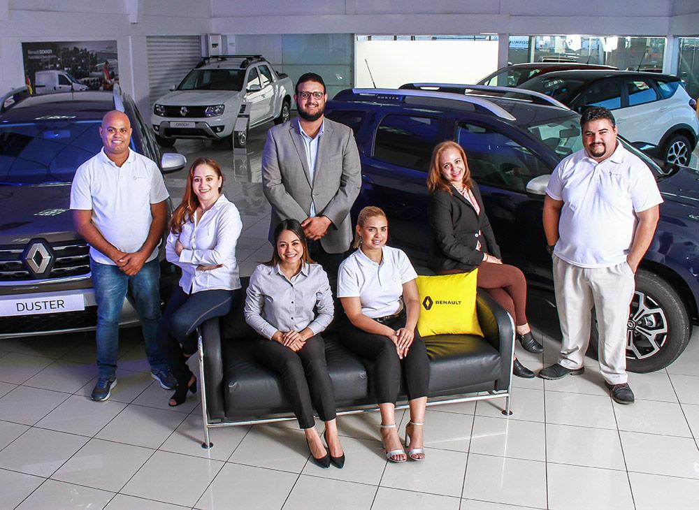 Prestigio Renault en #AutoferiaPopular