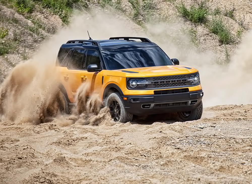 Bronco Sport… SUV con Pedigrí Legendario