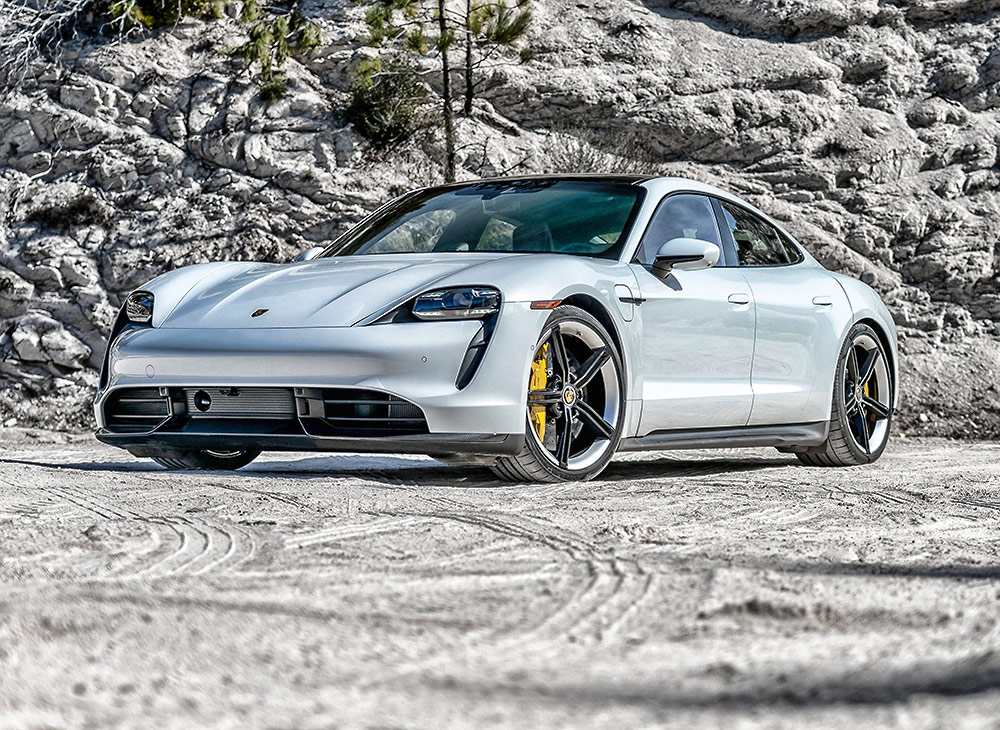 Científicos Afirman que el Porsche Taycan es el Auto más Innovador del Mundo