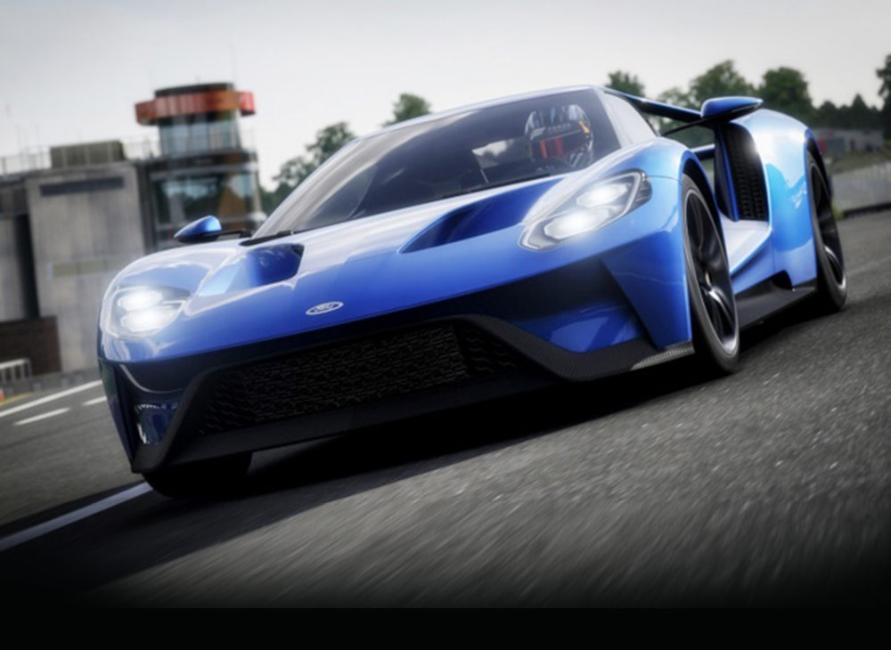 Ford Busca Piloto Virtual y Ofrece Contrato Profesional