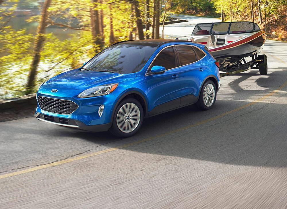 Nueva Ford Escape Escala al Top APEAL JD Power