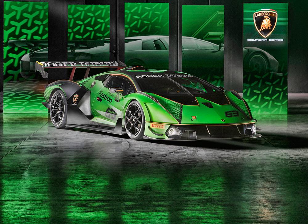 Lamborghini Presenta su Mákina Más Pedrosa… El Essenza SCV12