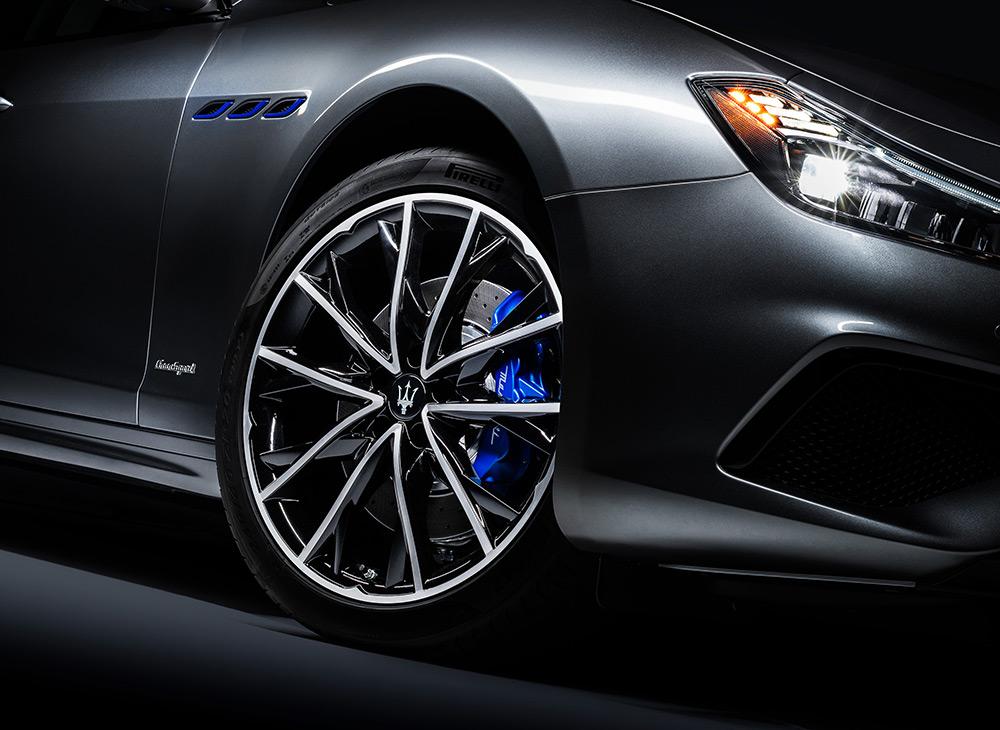Maserati Ghibli Electrifica el Glamour Italiano