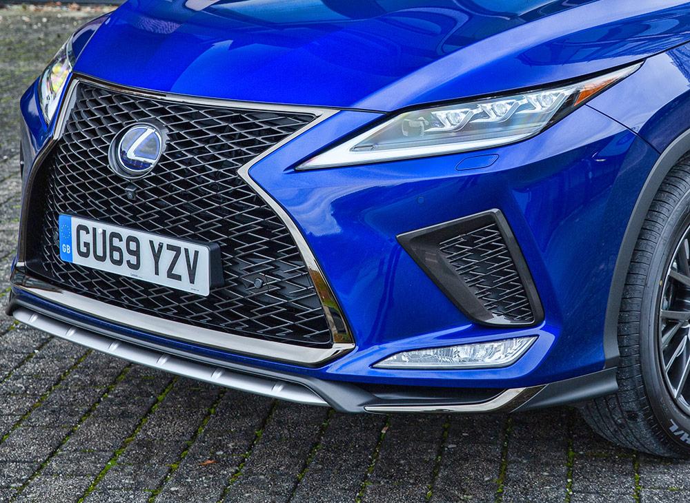 Los Mejores Dealers de Gran Bretaña son Lexus