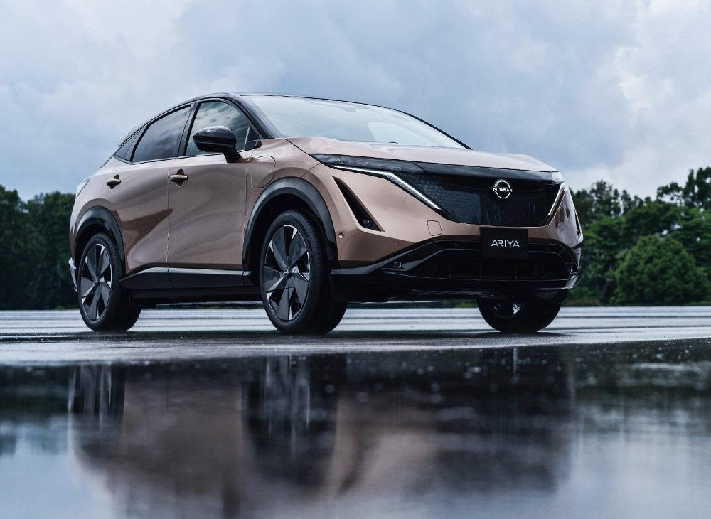 Ariya Enciende La Luz del Futuro Eléctrico de Nissan