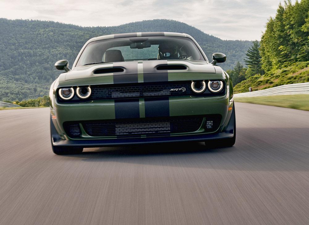 Pure Power 2020… Mérito al Poder del Dodge Challenger SRT Hellcat Redeye