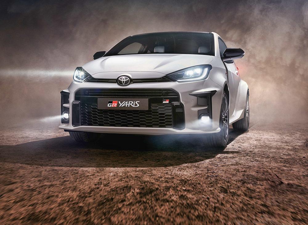 El Toyota GR Yaris Sólo se Vende Online en Europa