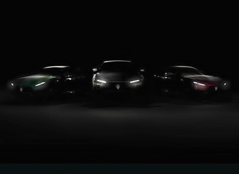 Más Potencia Nivel Trofeo en la Gama Maserati